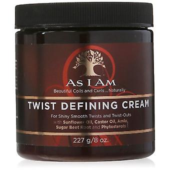 As I Am Twist Defining Creme 8oz