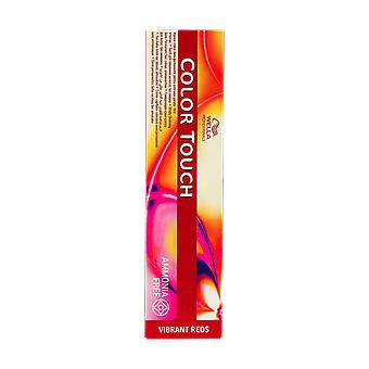 Wella Color Touch Hair Colour Deep Violet Light Brown Mahogany 55/65 60ml
