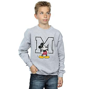 Disney Boys Mickey Mouse Classic M Sweatshirt