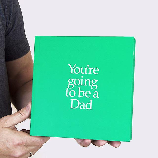 You're Going To Be A Dad Gift Book