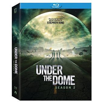 Under kupolen: säsong två [BLU-RAY] USA import
