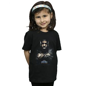 Marvel Girls Black Panther M'Baku Poster T-Shirt