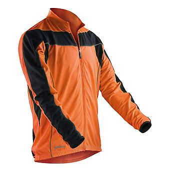Spiro Mens Bikewear Long Sleeve Top Performance