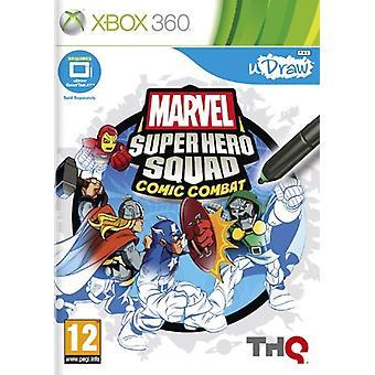 Marvel Super Hero Squad Comic Combat (Xbox 360) - Neu