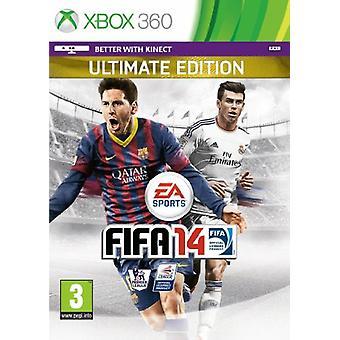 FIFA 14 Ultimate Edition (Xbox 360) - als nieuw