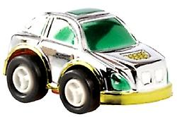 Silver Pull Back Racer