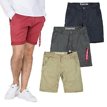 Alpha industries men's shorts kerosene