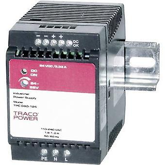 TracoPower TPC 080-148 Rail mounted PSU (DIN) 48 V DC 1.7 A 80 W 1 x