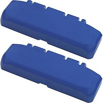 Bopla Bocube 96310202 Hinge Polycarbonate (PC) Ultramarine blue 2 pc(s)