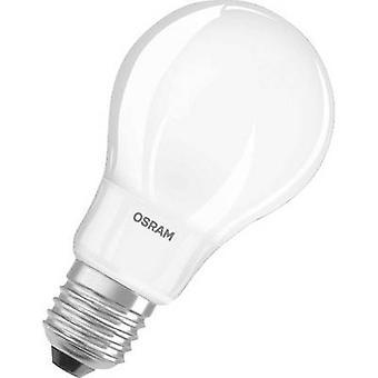 LED OSRAM (monocromático) EEC A+ (A++ - E) E27 Arbitrário 4 W = 40 W Branco Quente (Ø x L) 60 mm x 105 mm Filamento 1 pc(s)