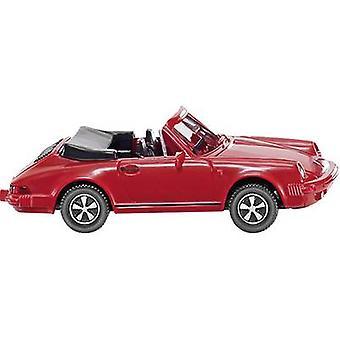 Wiking 0162 03 H0 Porsche 911 SC Cabriolet