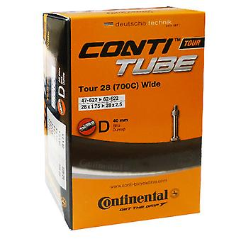 Continental bicycle tubing tour 28 wide / / 28/29x1.75-2.50″