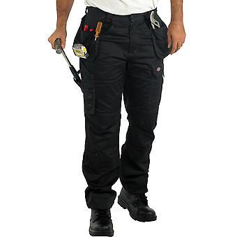 """Dickies Redhawk Pro knäskydd arbete byxor (korta ben 30 """") - WD801S"""
