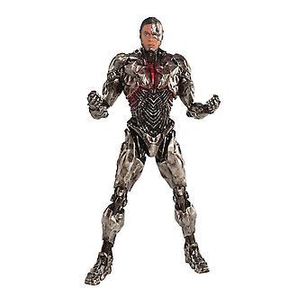 Justice League Cyborg ARTFX+ Statue aus Kunststoff (PVC & ABS), Maßstab 1:10, Hersteller: Kotobukiya.