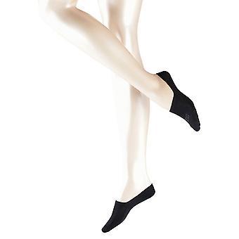Falke krok neviditeľný teniska ponožky-čierna