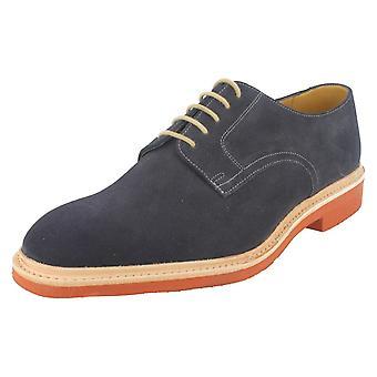 Mens Loake elegante/Casual sapatos Morrison