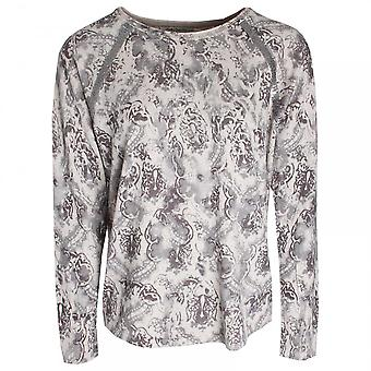 Betty Barclay Printed Long Sleeve Top
