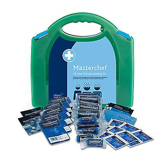 Masterchef HSE First Aid Catering Kit Dispenser