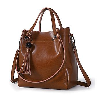 The purse in genuine cow leather K322