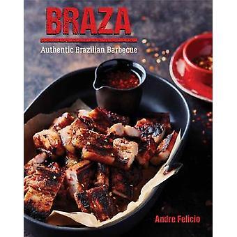 Braza par Andre Felicia - livre 9781742578569