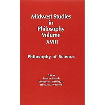 Filosofie van de wetenschap door Peter A. French - Theodore E. Uehling Jr.-