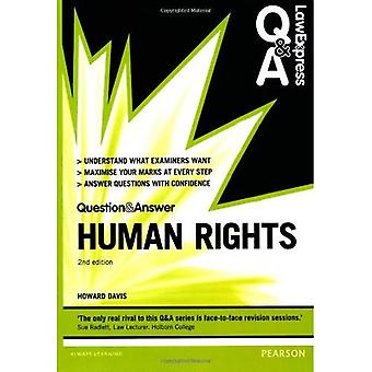 Human Rights (Law Express Questions & Answers)