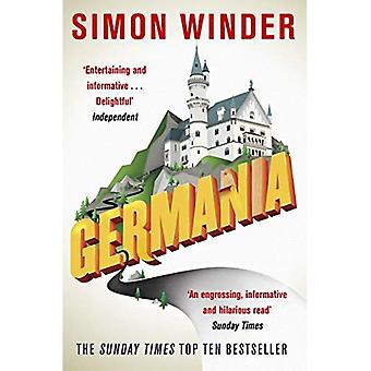 Germania: En personlig historia av tyskarna forntida och Modern