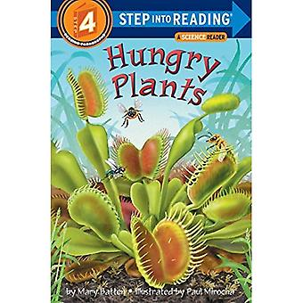 Hungry Plants (Step Into Reading. Step 4)