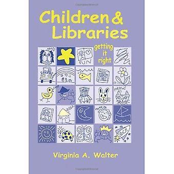Dzieci i bibliotek: coraz to prawo