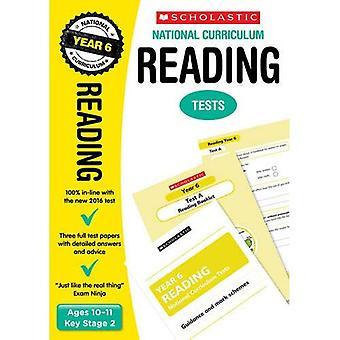 Lezen van Test - jaar 6 (Nationale Curriculum Tests)