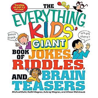 Wszystko dla dzieci książki olbrzymie kawały, zagadki i łamigłówki: godzin zabawy Laugh-Out-Loud! (Dzieci wszystko seria) (Wszystko