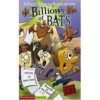 Milliarder af flagermus (grafisk gnister)