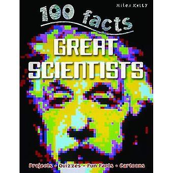 100 feiten grote wetenschappers