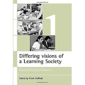 Unterschiedlichen Visionen von einer Lerngesellschaft: Forschungsergebnisse