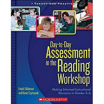 Dagelijkse beoordeling in de lezing-Workshop: Making weloverwogen beslissingen van de instructie in de rangen 3-6