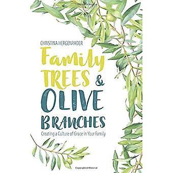 Arbres généalogiques et des rameaux d'Olivier: création d'une Culture de la grâce dans votre famille