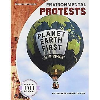 Miljö protester (proteströrelser)