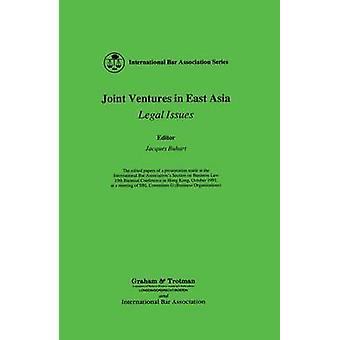 Yhteisyritykset Itä-Aasiassa by Buhart & Jacques