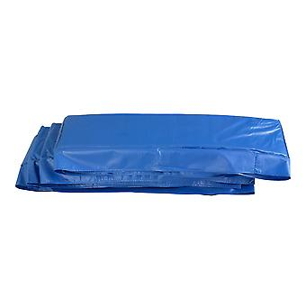 Upper Bounce Super Trampoline Replacement Safety Pad (Couverture printemps) pour 8 x 14 FT Rectangulaireframes - Blue