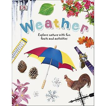 Weather by DK - 9780241282519 Book