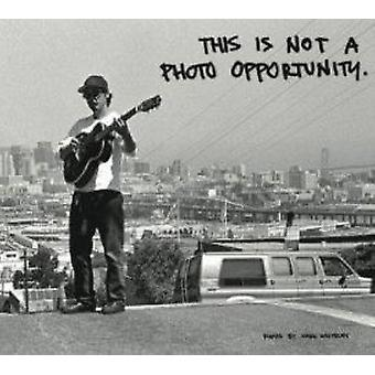 This is Not a Photo Opportunity by Gingko Press - 9781584233602 Book