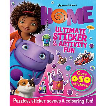 Ultimate Machines Sticker & Activity Fun - 9781784405670 Book