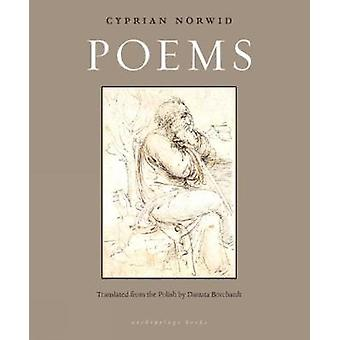 Poems by Cyprian Norwid - 9781935744078 Book