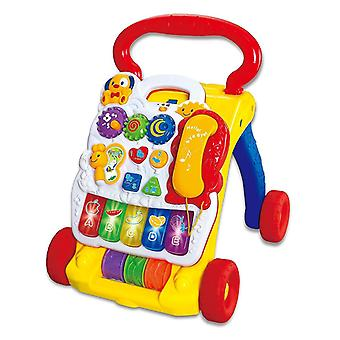 LaDiDa Stroller Baby Musical and Activity Walker