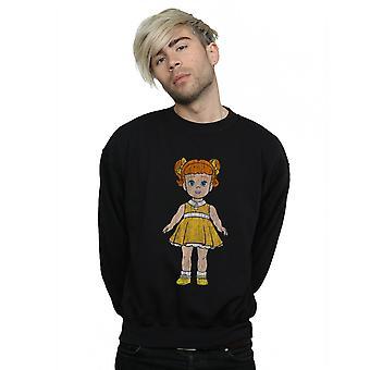 Disney Men's Toy Story 4 Gabby Gabby Pose Sweatshirt