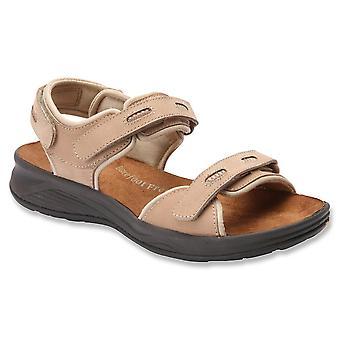 Drew Shoe Womens Cascade Open Toe Casual Gladiator Sandals