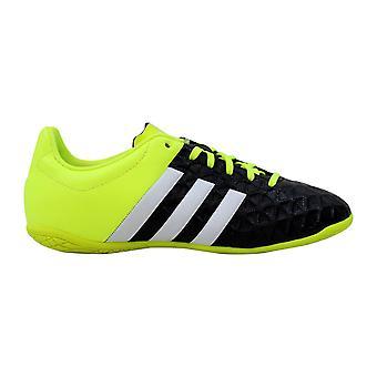Adidas Nemeziz 17,4 IN J musta/keltainen/harmaa B27010 Grade-School
