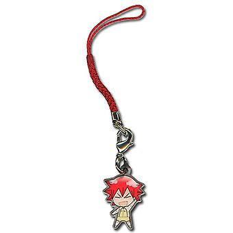 Cell Phone Charm - Yowamushi Pedal - SD Naruko Metal New ge17373