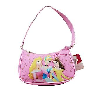 Handbag Disney Princess 3 Princess Pink Hand Bag Purse Girls 31041