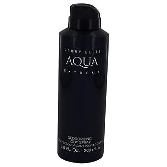 Perry ellis aqua extreme body spray by perry ellis   540686 200 ml